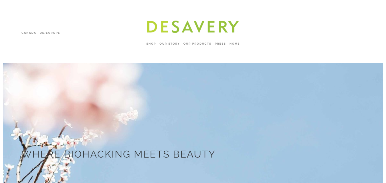 The Desavery travel product recommended by Jill Lewis on Pretty Progressive.