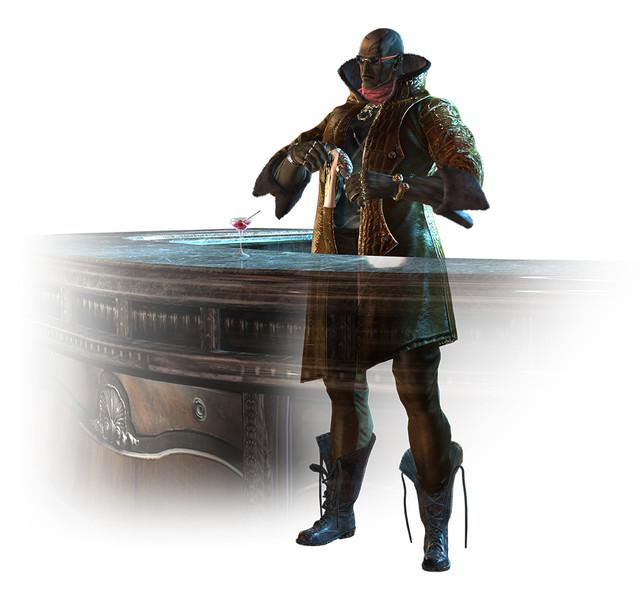 那份極致快感將降臨PlayStation®4! 『BAYONETTA&VANQUISH』第1彈遊戲情報公開! 『BAYONETTA』的故事及系統介紹!  8-RODIN