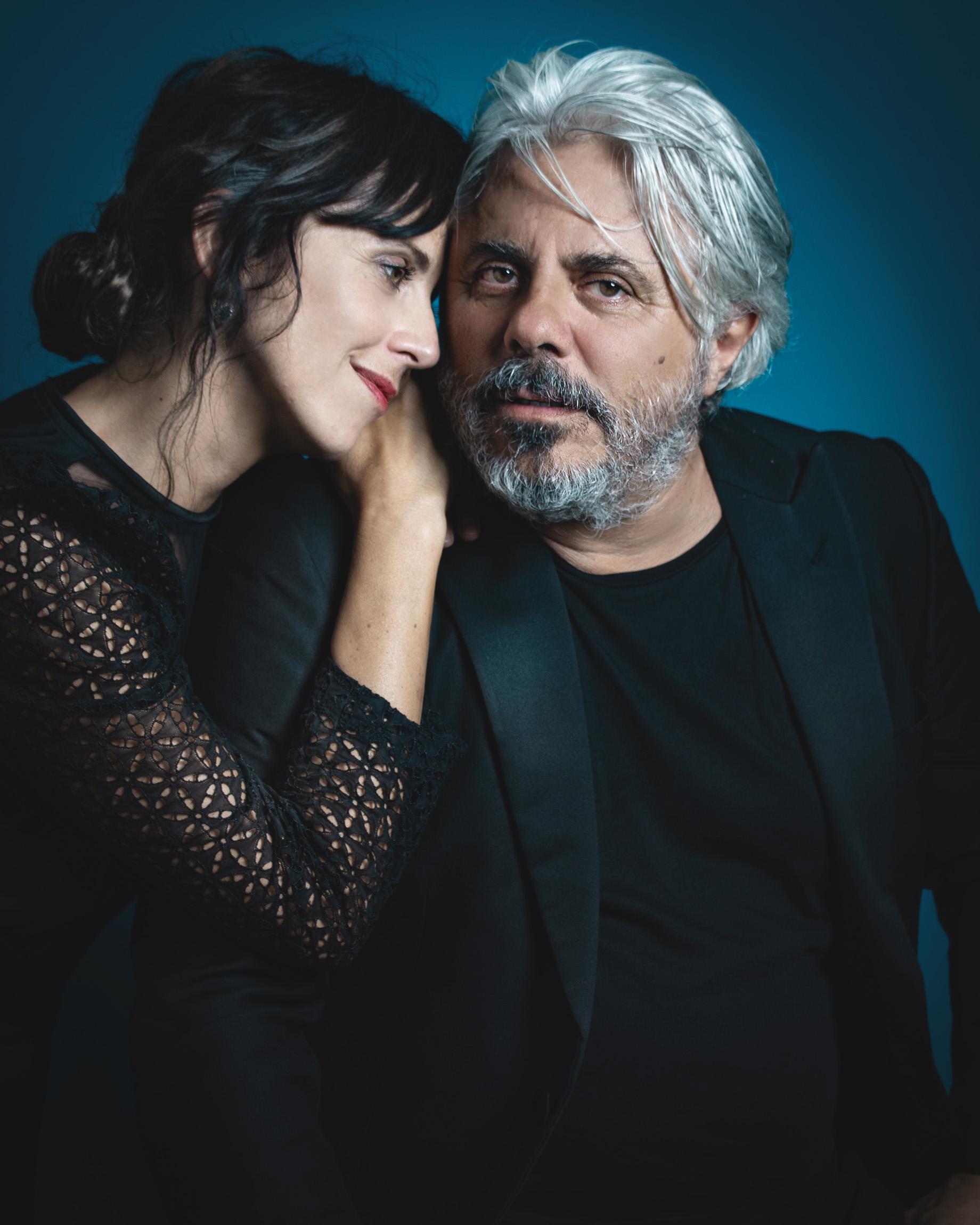 """Susy Laude e Dino Abbrescia, intervista sul film """"Tutti per Uma"""""""