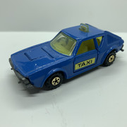 Renault 17 blauw  1971