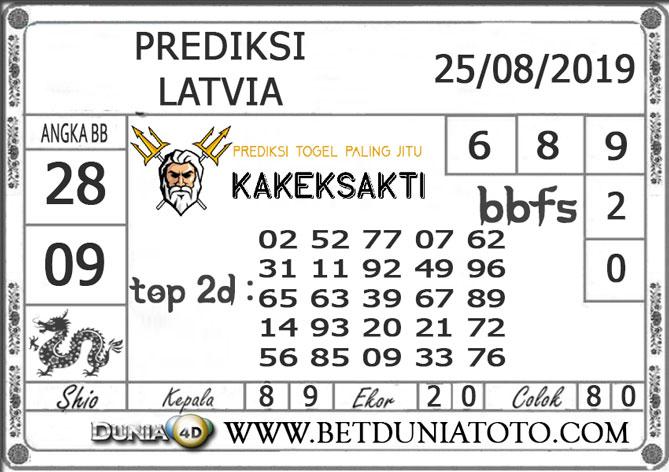 "Prediksi Togel ""LATVIA"" DUNIA4D 25 AGUSTUS 2019"