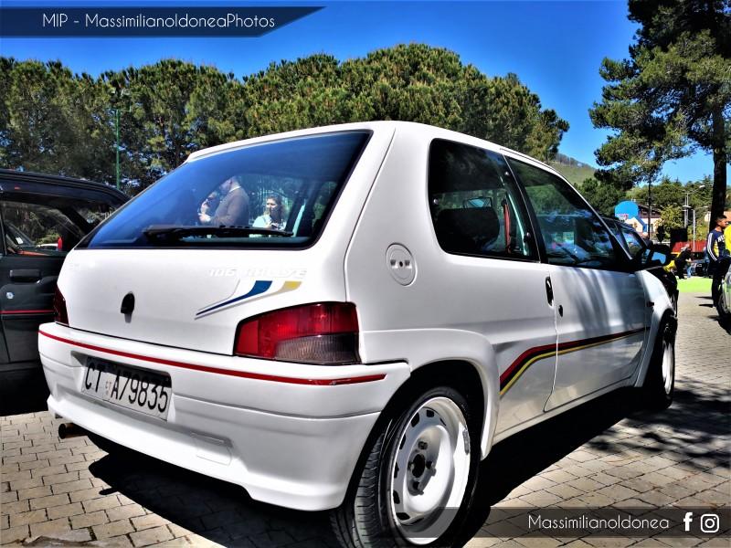 2019 - 19 Maggio - Raduno Auto d'epoca - Nicolosi Peugeot-106-Rallye-1-3-98cv-94-CTA79835-80-539-23-2-2018-3