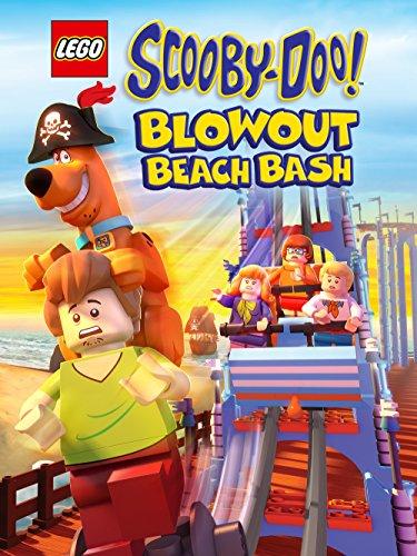 ლეგო სკუბი-დუ! ასაფრენი სანაპირო LEGO SCOOBY-DOO! BLOWOUT BEACH BASH