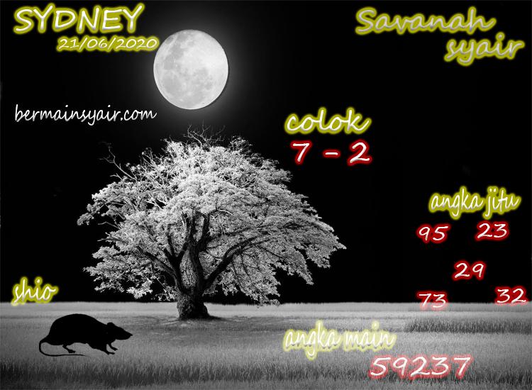 SAVANAH-SYAIR-SDY