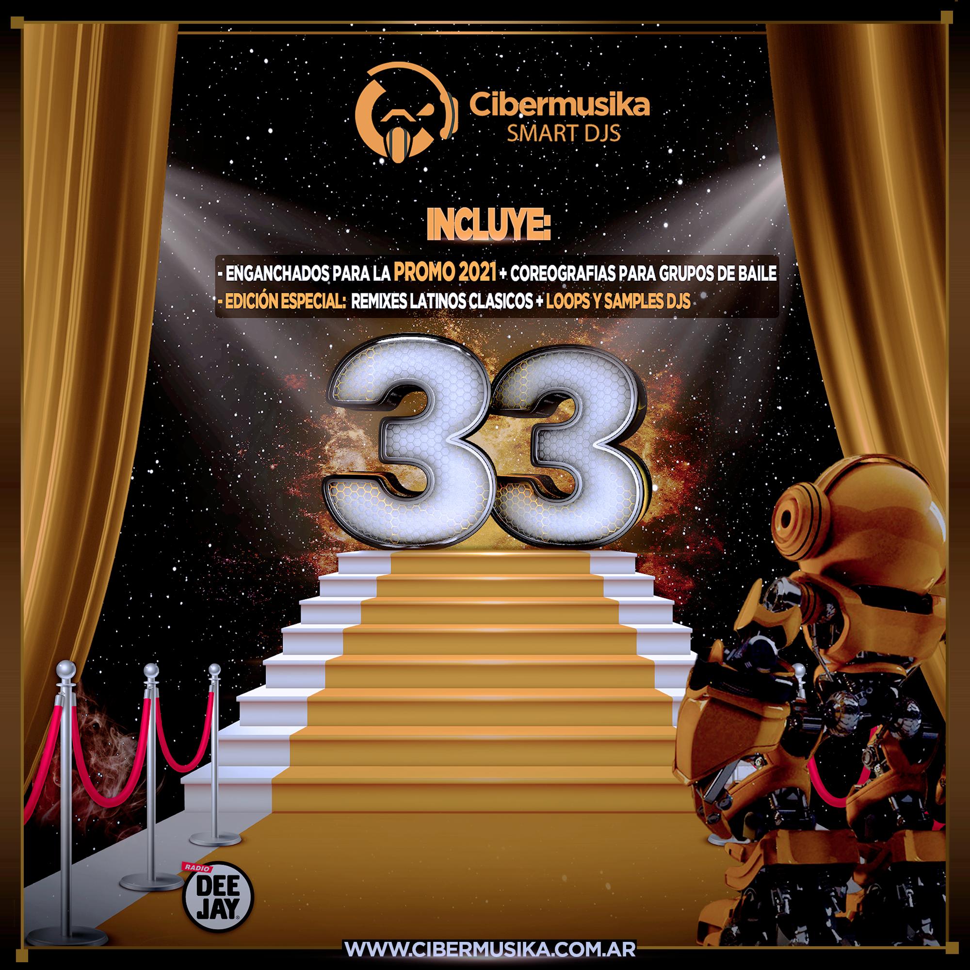 SMARTDJS 33 - Cibermusika (FULL)