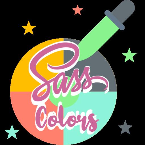Sass-colors Logo