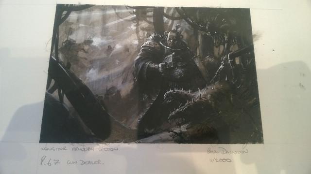 Galerie Daniel Maghen [originaux Warhammer Battle & 40K] 25