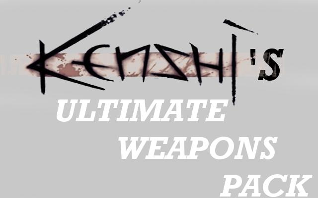 Ultimate Weapons Pack / Комплект ультимативного оружия (RU)