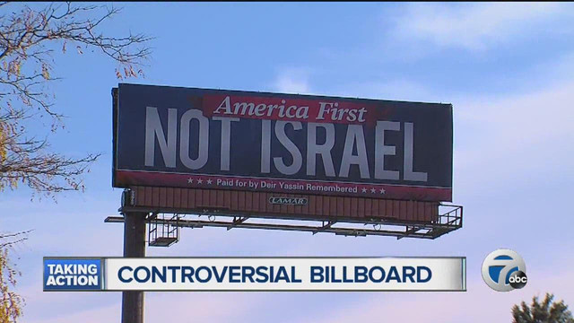 Billboard Goes Against Trumps Objectives