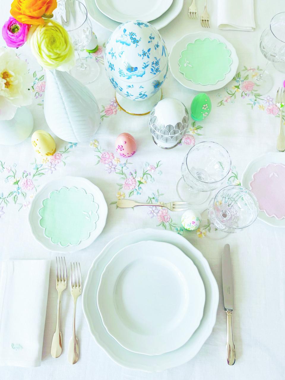 Tavola di Pasqua, i consigli della Home Stylist