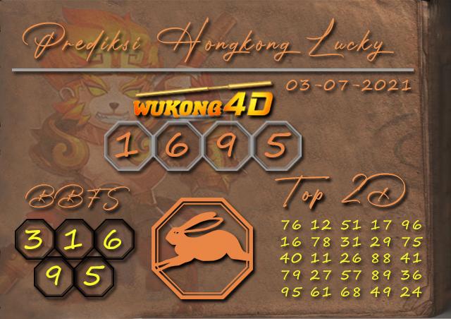 PREDIKSI TOGEL HONGKONG LUCKY7 WUKONG4D 03 JULI 2021