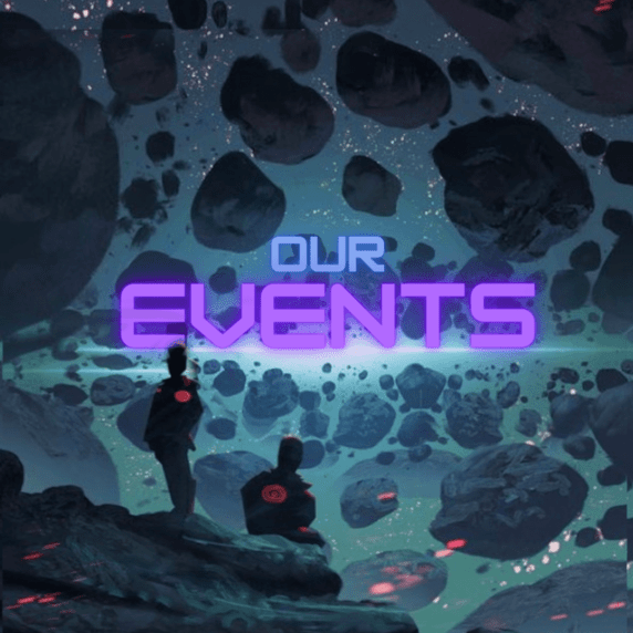 Upside Down Universe - Events