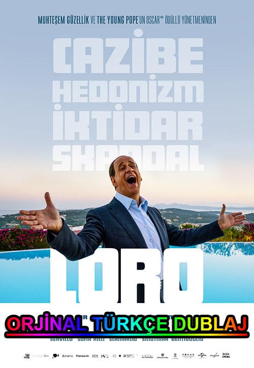 Loro | 2019 | BDRip | XviD | Türkçe Dublaj | m720p - m1080p | BluRay | Dual | TR-EN | Tek Link