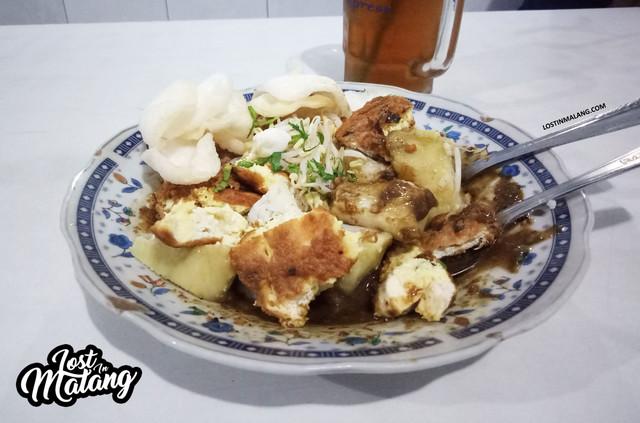 Tahu Lontong Lonceng, Kuliner Legendaris Kota Malang