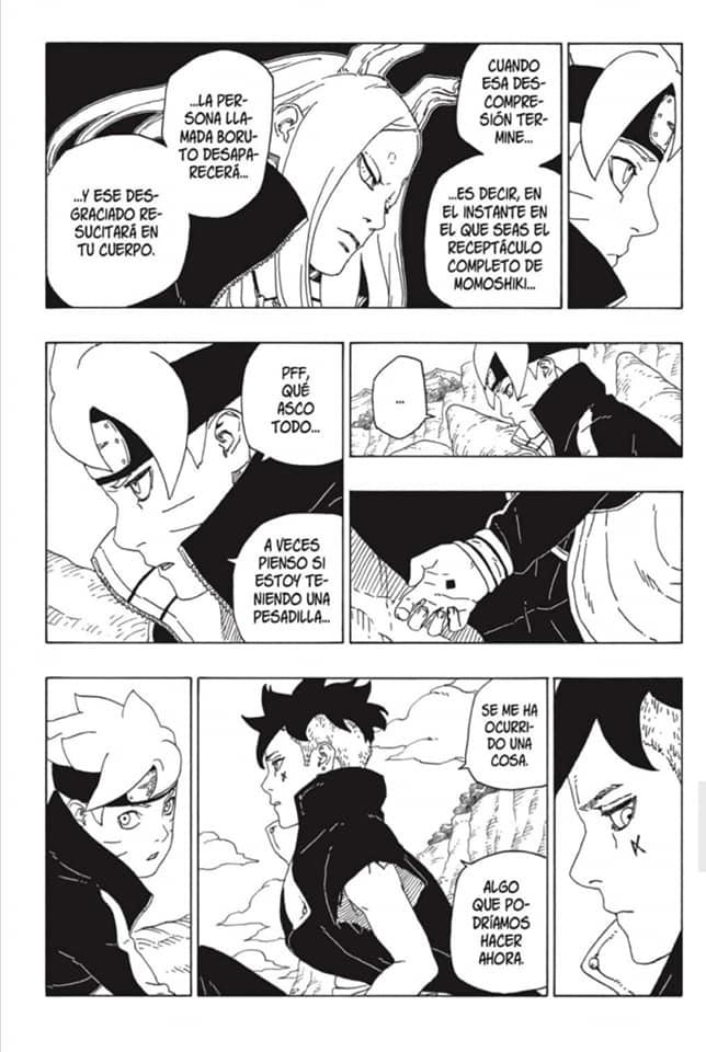 Boruto Manga, Capítulo 56 Página 13