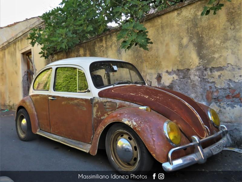 avvistamenti auto storiche - Pagina 32 Volkswagen-Maggiolino-1-3-67-CT171047-4