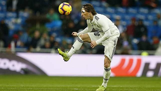 Zidane Minta Luka Modric Tak Tinggalkan Real Madrid