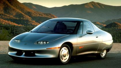 General motor electric car