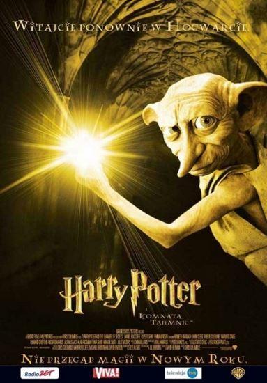 Harry Potter i Komnata Tajemnic / Harry Potter and the Chamber of Secrets (2002) PLDUB.BRRip.XviD-GR4PE | Dubbing PL
