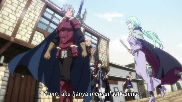 Tensei shitara Slime Datta Ken Season 2 Episode 4 Subtitle Indonesia