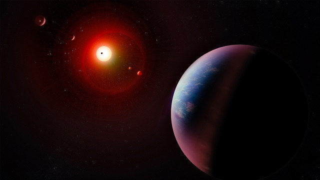 Know More Astronomers Search for Habitable Exoplanets