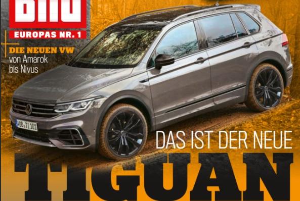 Volkswagen Tiguan II Facelift (2020) 34