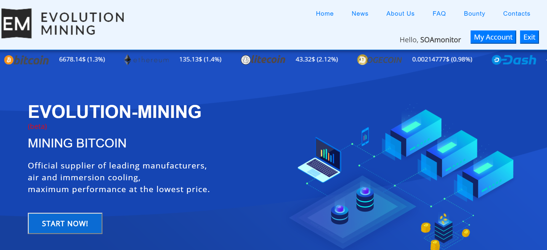 evolution-mining.com reviews