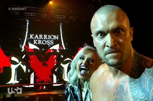 Karrion Kross vuelve a la acción NXT