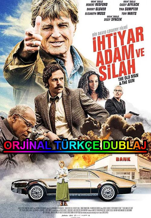 İhtiyar Adam ve Silah | The Old Man & the Gun | 2019 | BDRip | XviD | Türkçe Dublaj | m720p - m1080p | BluRay | Dual | TR-EN | Tek Link