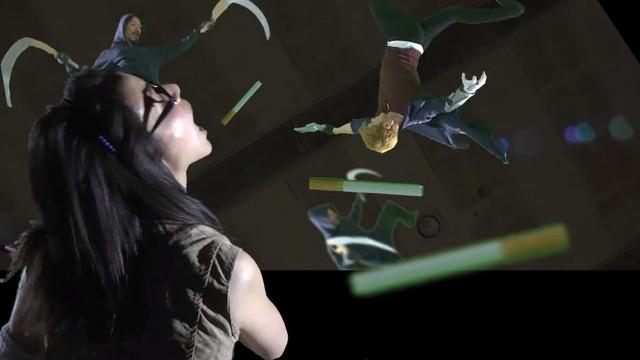 Авторы Devil May Cry 5 показали катсцены с живыми «актёрами» из расширенного издания игры