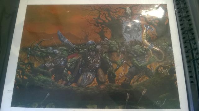 Galerie Daniel Maghen [originaux Warhammer Battle & 40K] 12