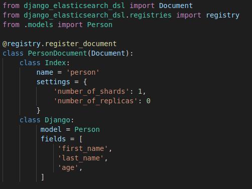 Elasticsearch 101 — L'utiliser avec le framework Django 11 - Webpick