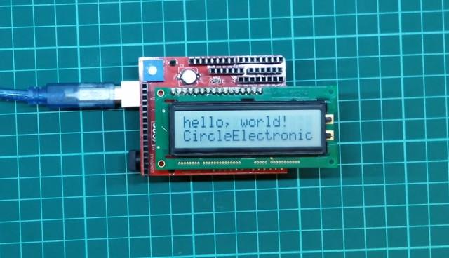 Using LCD's