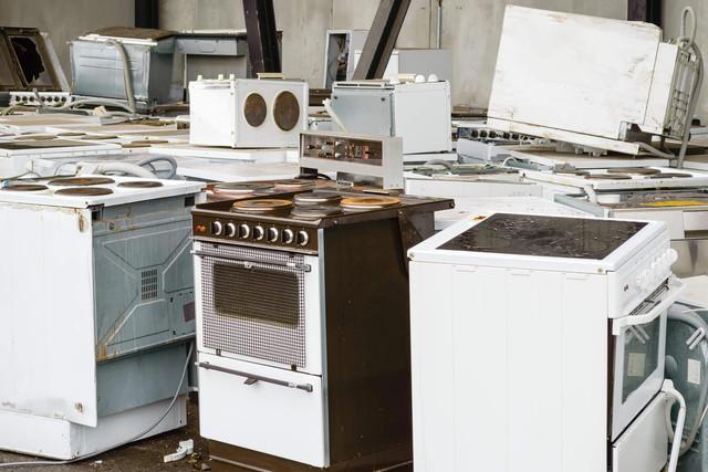 Лом газовые плиты