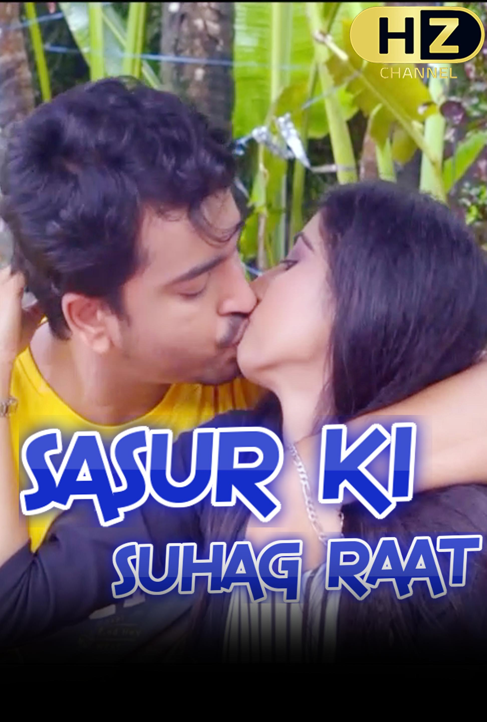 18+ Sasur Ki Suhagrat 2020 S01E03 HootzyChannel Hindi Web Series 720p HDRip 200MB Watch Online