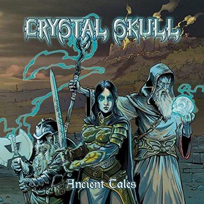 Crystal Skull - Ancient Tales (2020) Mp3 320 kbps