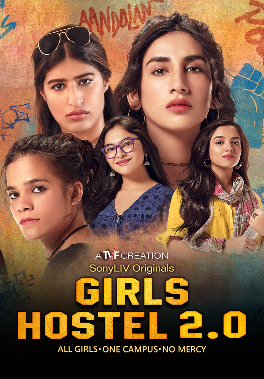 Girls Hostel | 2021 | S02 | 1080p | 720p | WEB-DL