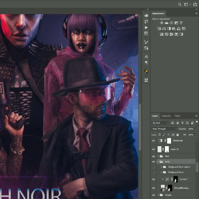 workflow screenshot clinton lofthouse hollywood processing photoshop video training