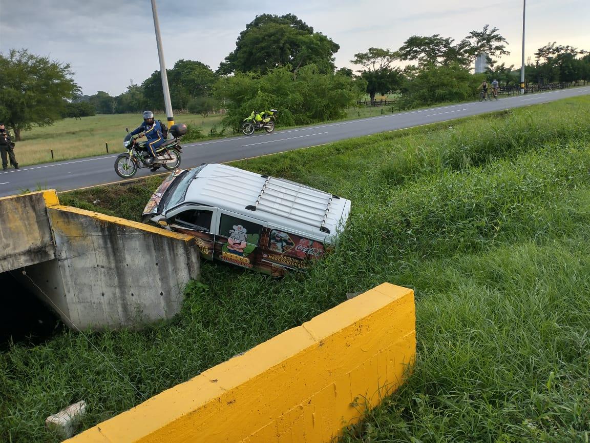 Se accidentó en la madrugada el dueño de Marco Chicharrones - Noticias de Colombia