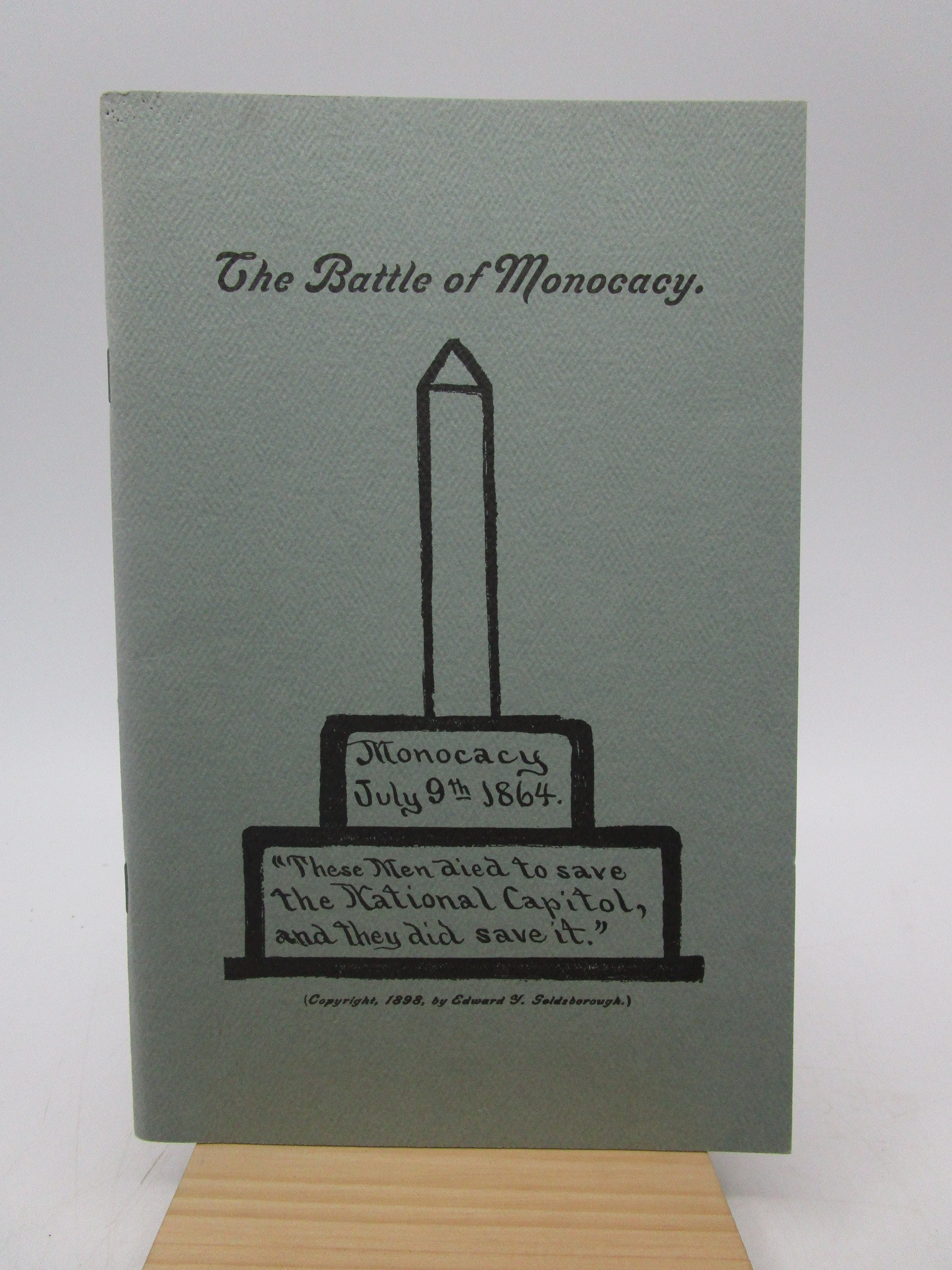 Image for The Battle of Monocacy