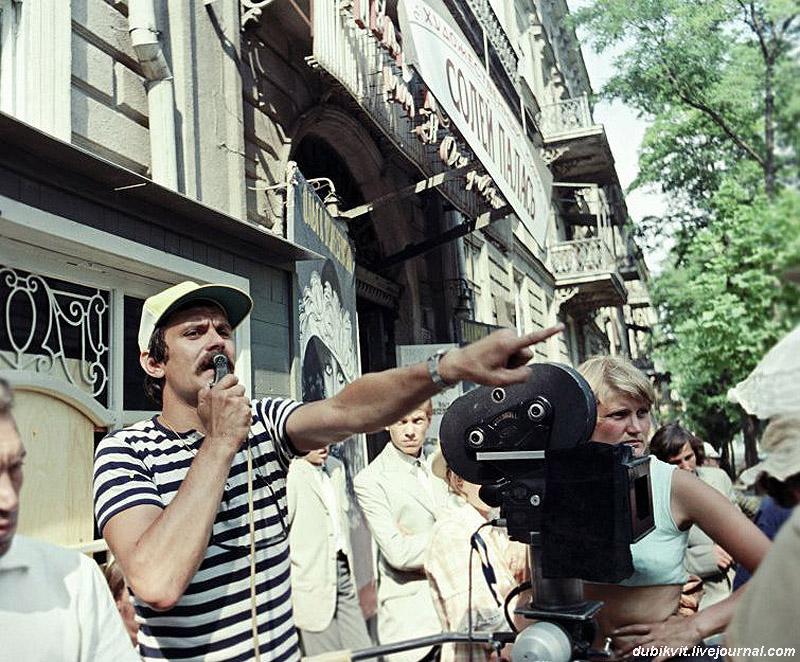 За кадром популярных советских фильмов