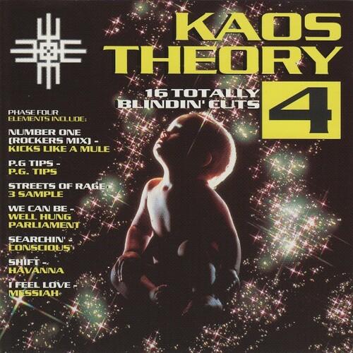 VA - Kaos Theory 4 1992