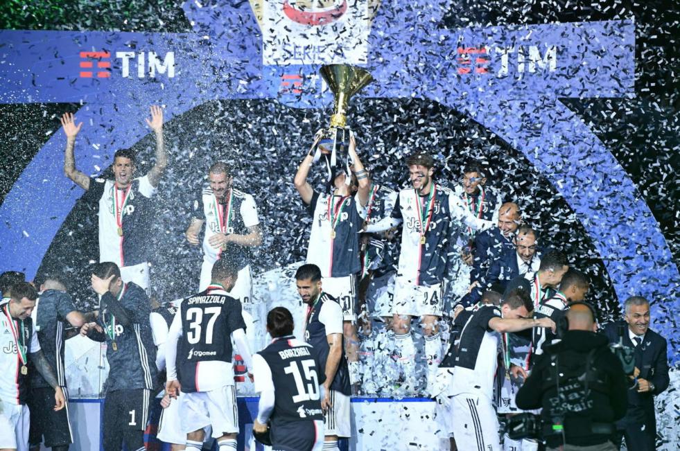 Festa Scudetto con Juventus-Sampdoria? Bianconeri per il titolo di Campioni d'Italia.