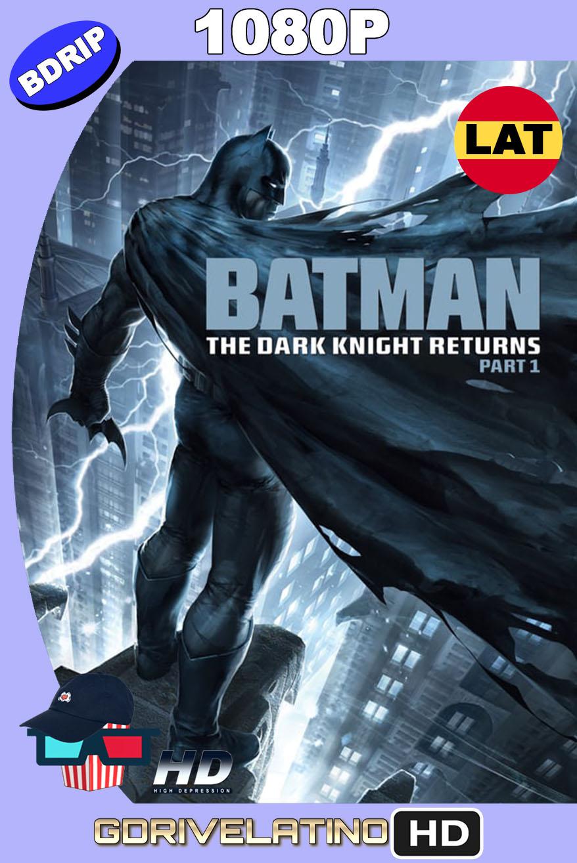 Batman: El Caballero de la Noche Regresa – Parte 1 (2012) BDRip 1080p Latino-Inglés MKV