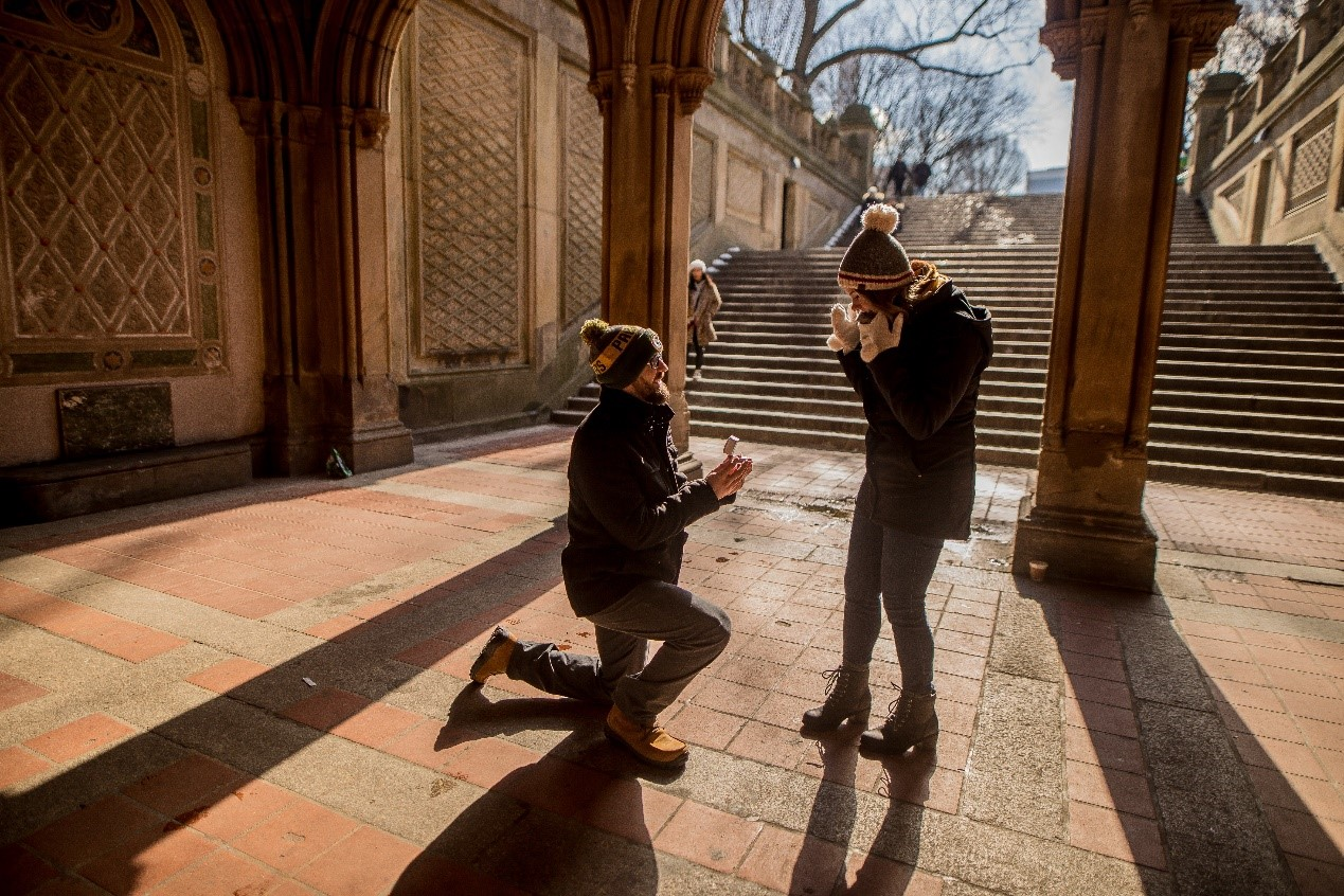 Where To Propose And What To Get As A Gift