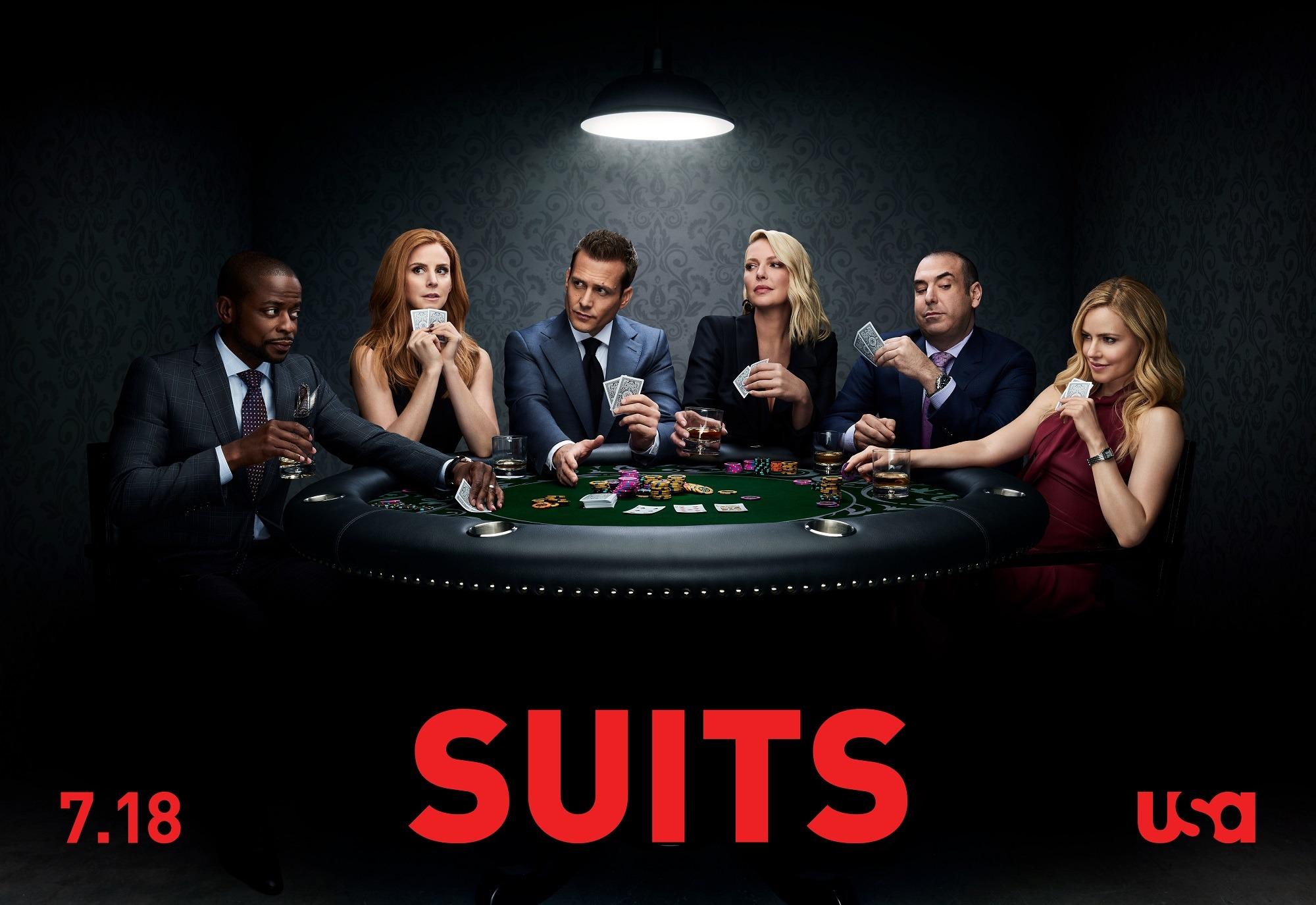 Suits S08 Ep del 1 al 9 1080p Dual