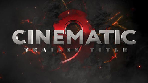 Cinematic Title Trailer 9 31858293 - Project for After Effects (Videohive)