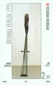 1995. year XLVI-BIENNALE-U-VENECIJI-HRVATSKI-UMJETNICI