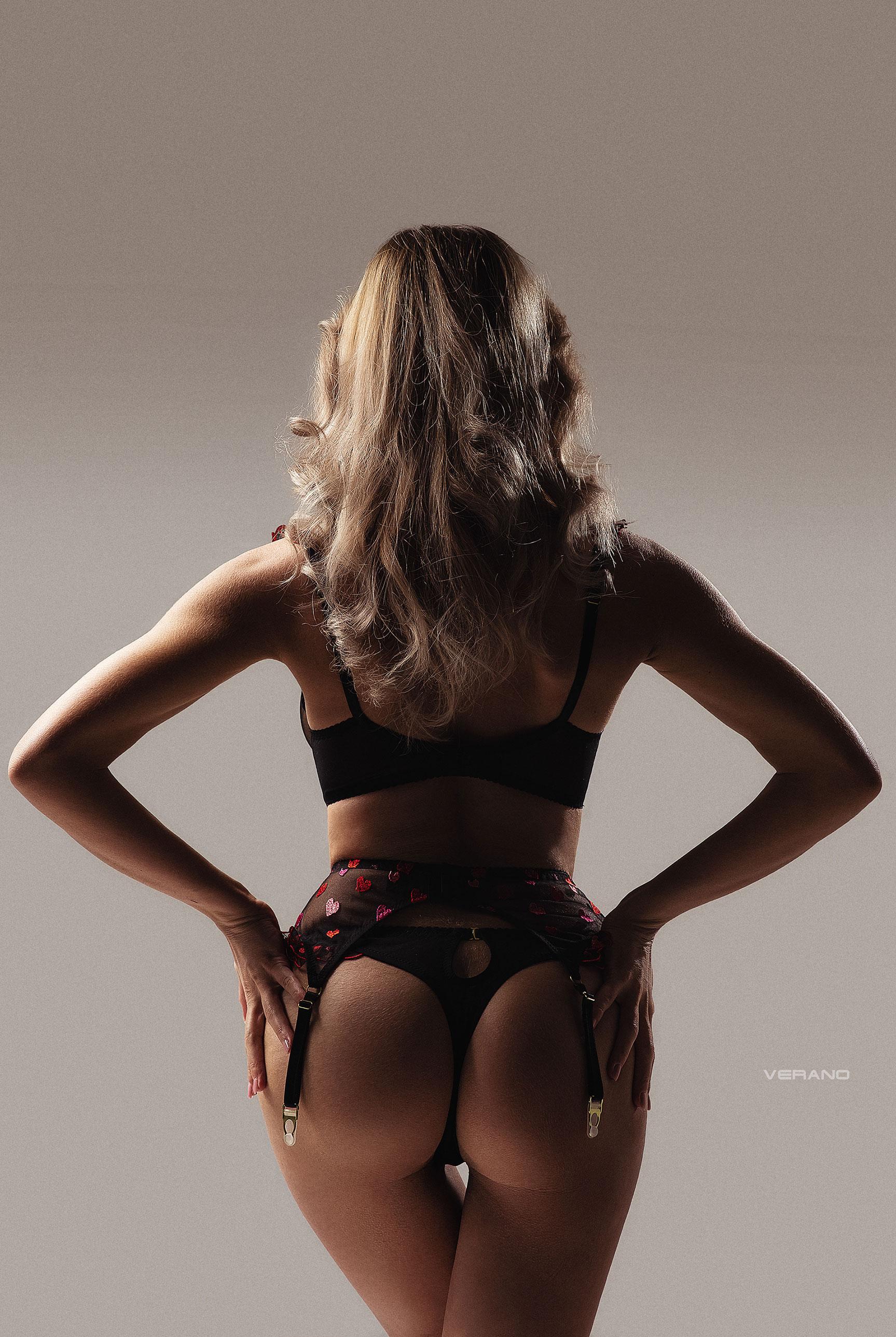 Ангелина в сексуальном нижнем белье Misstease / фото 05