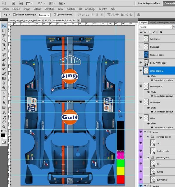 Recherche de co-équipié championnat BMW 3.5 CSL Retro2